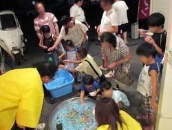 【イベント】とうろう流し同日開催「送り盆祭り」開催!