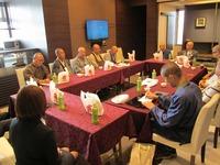 行田市仏教会「葬儀を考える会」開催